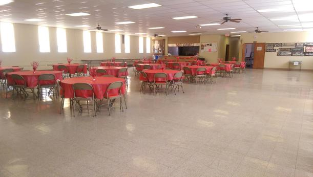 Hall For Rent For Baby Showers With Catered Food
